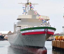 """FRIZONIA contrata el sistema HVAC del buque """"ARM Jalisco"""" para SEMAR"""